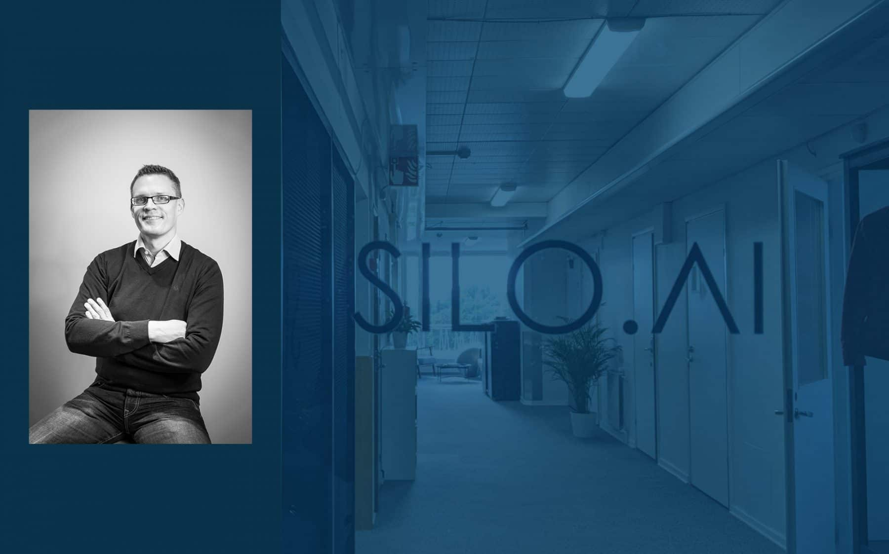 Petteri Mäki joins Silo.AI to support continued growth