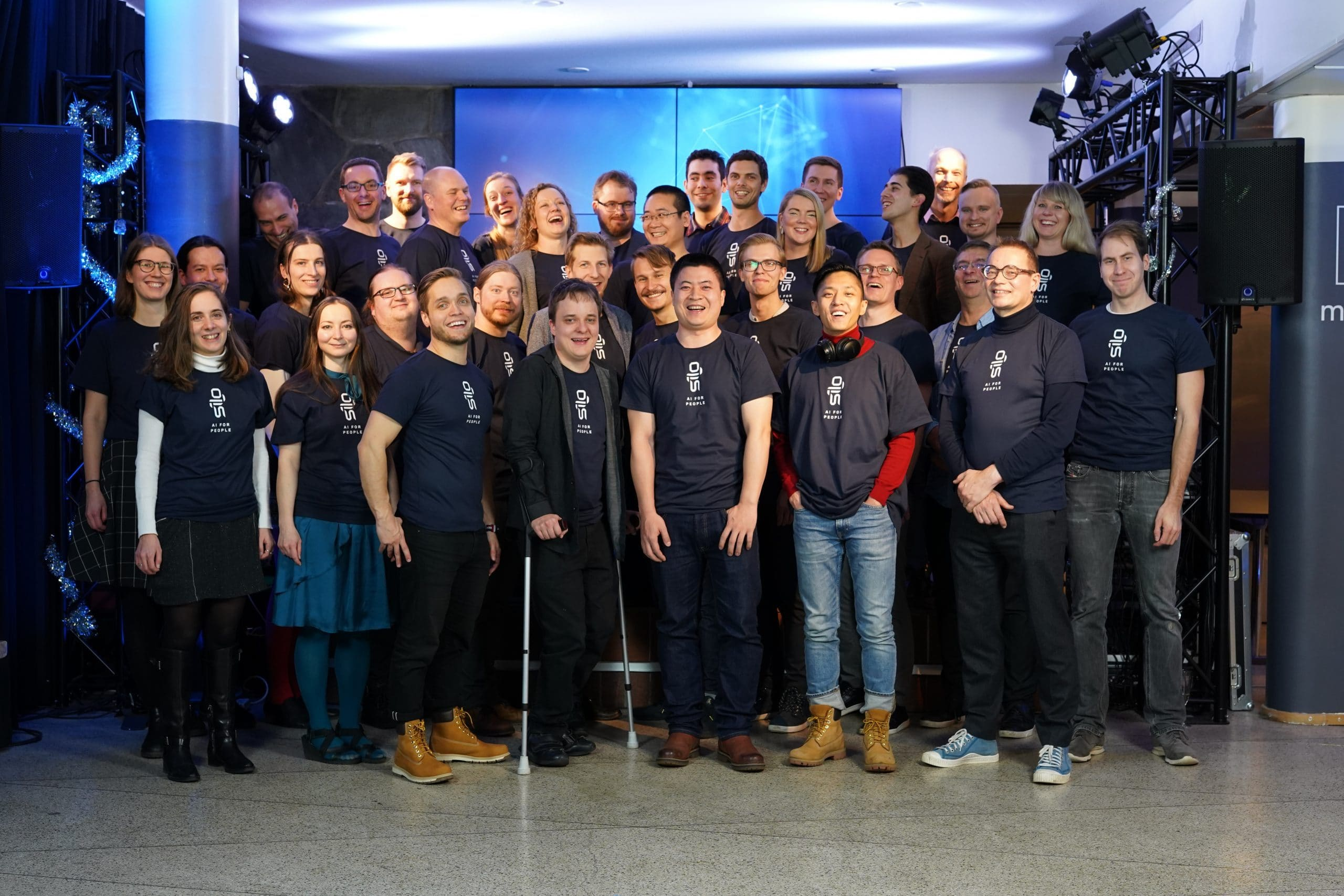 Silo AI turns 3 years and reaches the 100-people milestone